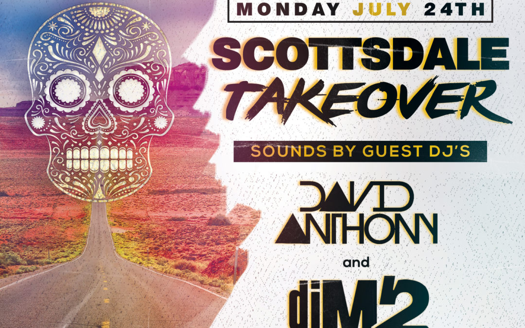 Scottsdale Takeover at Bad Ass Mondays