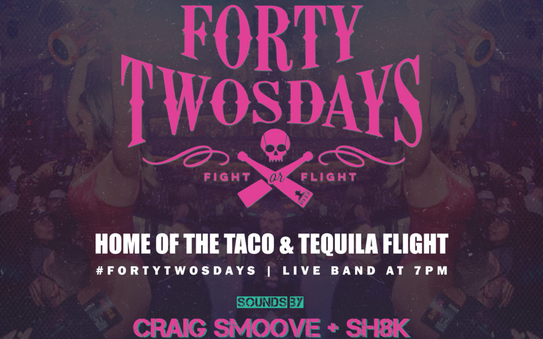 Forty-Twosdays with Craig Smoove + SH8K